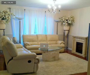 beautiful house for rent with solarium