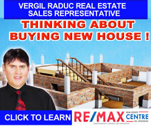 INVEST IN KITCHENER –NEW HOUSES $599,900