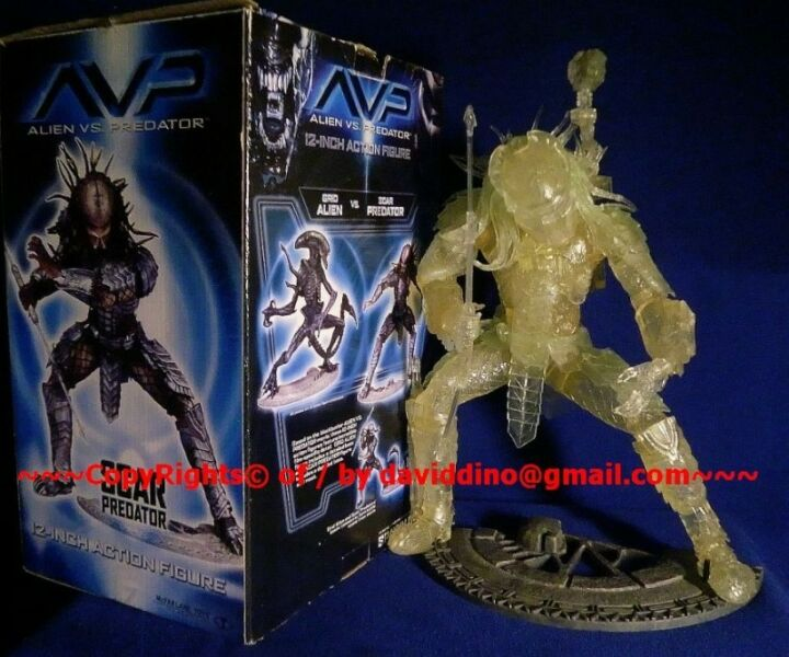 ~~~ PredaTor SpawN   CoLLecTiBLe 12ins AcTion FiGuRe $148 ~~~