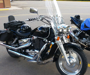 2002 Honda Shadow Sabor