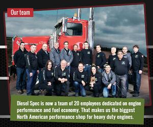 * Detroit Diesel  DDEC *  EGR-DPF  Delete Edmonton Edmonton Area image 8