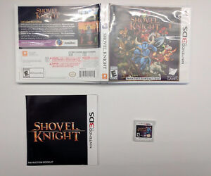 Shovel Knight for 3DS - Complete