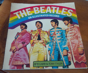 The Beatles An Illustrated Record, 1975 Kitchener / Waterloo Kitchener Area image 1