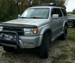 1999 Toyota 4Runner Limited edition SUV