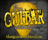GUITAR LESSONS for All Ages - Beginner & Up