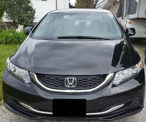 2013 Honda Civic LX Sedan in immaculate condition
