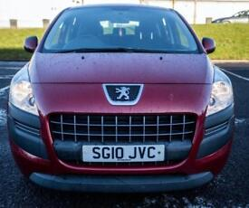 Peugeot 3008 Crossover 1.6HDi ( 110bhp ) FAP 6sp Active
