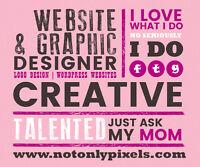 Ottawa based designer. Websites, Logos, Flyers, Door hangers