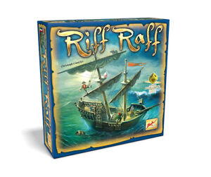 best board game of the year! Riff Raft