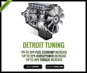 Detroit Diesel  EGR-DPF-UREA Delete Kit