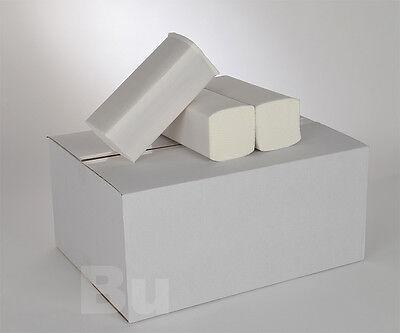 Papierhandtücher 2-lagig hoch weiß ZZ-Falz 4000 Stück (EUR 0,005 / Stück)