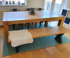 Large Dining Table £50 200cm x 100cm