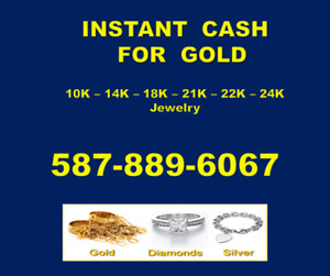 INSTANT CASH FOR GOLD - JEWELLERY BUYER