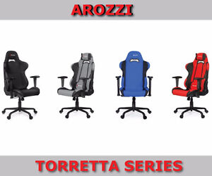 New Arozzi Gaming Chairs Various Series - Free Delivery On Now Peterborough Peterborough Area image 7