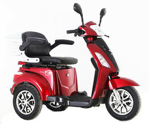 New 800-W Electric Mobility Scooter 14/22/30kmh - FREE DELIVERY