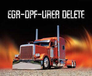 Detroit Diesel  EGR-DPF-UREA  Delete Kit Edmonton Edmonton Area image 10