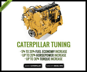 Caterpillar Dpf Delete Kit