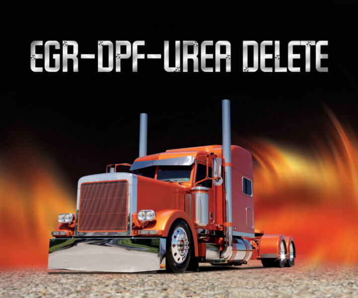 Kenworth-Peterbilt-Paccar-Western-Navistar Egr-Dpf Delete | Parts & Accessories | Delta/Surrey ...