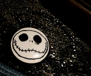 The Nightmare Before Christmas Jack Skeleton pocket watch-$20