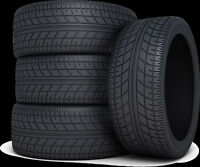 Winter,All-Season tires&rims.Starting at @ $59.99. OPEN EVENINGS