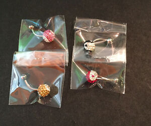 NEW BELLY BUTTON RINGS $5 EACH
