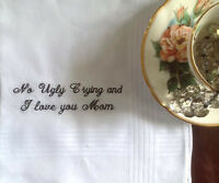 Handkerchiefs for mom