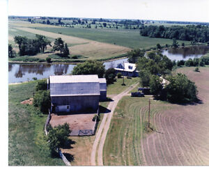 HOBBY FARM - WATERFRONT  14704 Concession 7-8 Road, Crysler