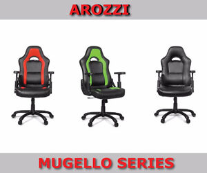 New Arozzi Gaming Chairs Various Series - Free Delivery On Now Peterborough Peterborough Area image 6