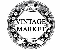 Looking for goods -  Vintage Market in Canmore