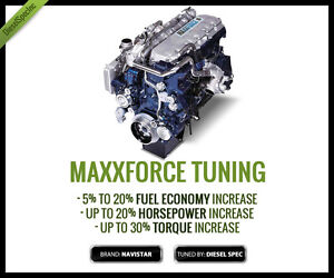 Maxxforce International  EGR-DPF Delete Kit