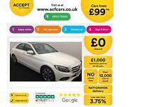 Mercedes-Benz C250 FROM £99 PER WEEK!