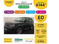 Land Rover R ROVER SPORT FROM £144 PER WEEK!