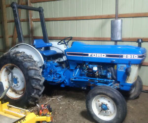 Ford 2910 Tractor- 770 hours- Bowman Auctions