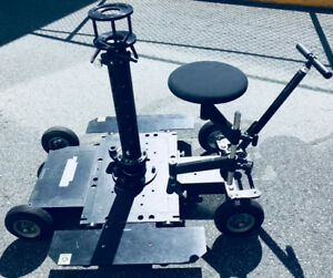 **FOR SALE** SPIDER DOLLY 4 track LOSMANDY