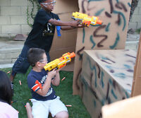 NERF Assault - Nerf Wars for 10 yrs to Adult NEW