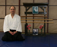 AIKIDO classes at St. Teresa's school.