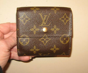 Louis Vuitton Monogram Wallet * AUTHENTIC *