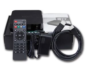 MXQ AND M8S+ ANDROID BOX FULLY PROGRAMED FOR USE @ SGSCOMPUWAVE