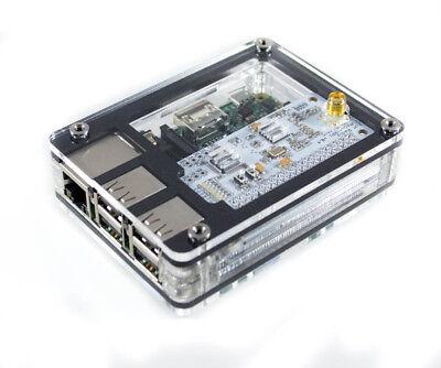 Zum-Pi3 Case - For adding a Zumspot Hat RPi3,3B+