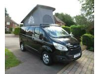 Ford Transit Custom 270 Limited 4 Berth Camper with Cassette Toilet for Sale