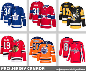 ★ Authentic NHL Jerseys – Every Team & Player – BEST PRICES ★