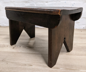 Vintage stool (DELIVERY AVAILABLE)