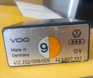 Audi 4000 Coupe GT Relay 443907393J