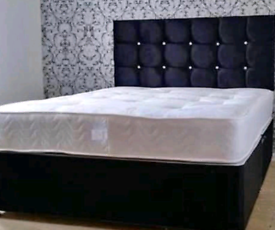 BRAND NEW DIVAN BEDS WITH FREE DELIVERY 🔥🚚