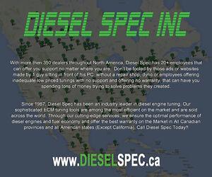 Detroit Diesel  EGR-DPF-UREA  Delete Kit Edmonton Edmonton Area image 9