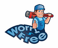 Real 24/7 Worry Free Plumbing & Heating Service
