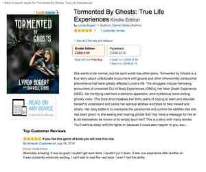 TORMENTED BY GHOSTS - LOCAL AUTHOR Belleville Belleville Area image 3