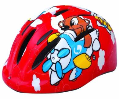 Limar 124 Kids Helmet Red Small - Great condition - Chatswood