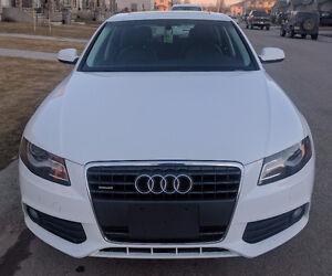 2012 Audi A4 Premium plus Sedan