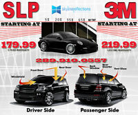 Automotive Tints starting at $179.99! #1 Rated Tints in Hamilton